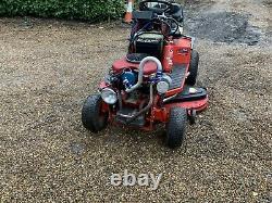 Countax ride On mower TURBO