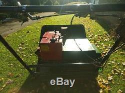 Dennis Paragon 24 Petrol Self Propelled Cylinder Mower