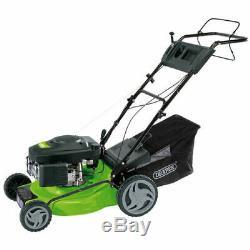Draper 460mm Self Propelled Petrol Lawn Mower (139CC/3.5HP) 66172