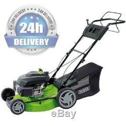 Draper 66173 500mm Self Propelled Petrol Grass Lawn Mower 5hp Special Offer