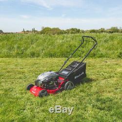 Einhell 135cc 46cm Self Propelled Petrol Lawnmower GC PM46/3S