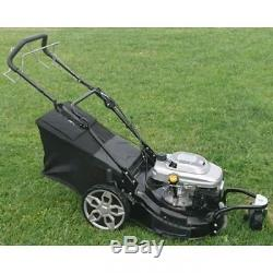 Einhell Limited Edition PM 51 S HW-T Self Propelled Petrol 4 Stroke Lawnmower