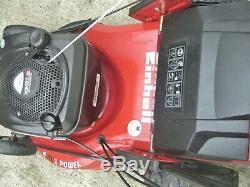 Einhell Rgpm51vs B&s 51 CM Serviced Petrol Lawnmower Self Propelled Colchester