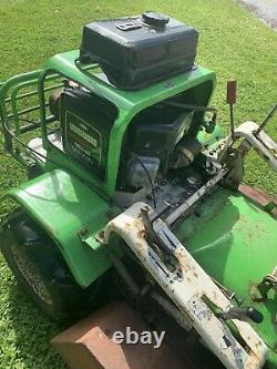 Etesia Artilla 88 Rough Cutting Bank Mower