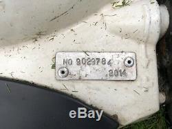 Etesia LKX Pro 53 Commercial Self Propelled (not ride on) Lawn Mower/Mulch Mower