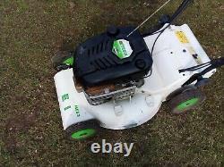 Etesia ME53B Biocut 21 Cut Self Propelled Mower 5HP Briggs and Stratton