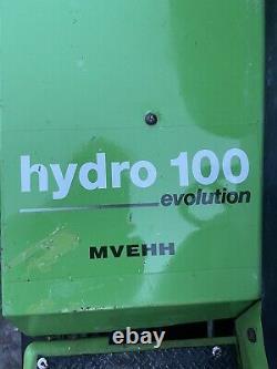 Etesia MVEHH Hydro 100 Evolution industrial ride on/sit on mower