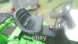 Etesia Mvehh Lawn Tractor