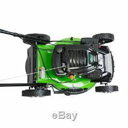 Ex Demo BMC Lawn Racer 20 4in1 Self Propelled Petrol Lawn Mower