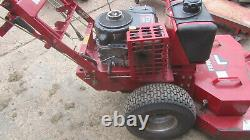 Ferris 36inch 92cm hydrowalk walk behind rough cut mower brushcutter 13hp engine