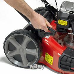 Frisky Fox 20 / 51cm Petrol Lawn Mower 173c Engine Self Propelled Lawn Mower