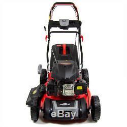 Frisky Fox Lawn Mower Petrol Self Propelled Lawnmower Recoil Start 510mm 20