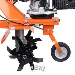 Garden Tiller Cultivator Garden Rotovator SELF PROPELLED Petrol HYUNDAI Engine