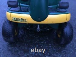 Genuine MTD Yardman Sprinto, Beetle Ride On Mower 503 DX70