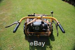 HAYTER CONDOR self propelled commertial mower good runner 5 speed very powerfull