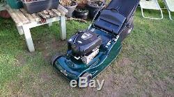 HAYTER HARRIER 48 19 Self Propelled Variable Speed Rear Roller Lawnmower