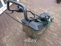 HAYTER HARRIER 48 REAR ROLLER 48cm SELF PROPELLED ROTARY PETROL LAWNMOWER GC