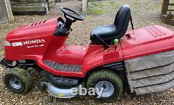HONDA HF2417 40 Ride on Tractor Sit On Lawn Mower