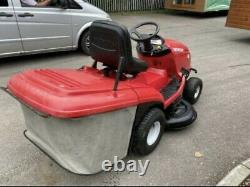 HONDA HF2417 Ride on Tractor Lawn Mower 48 Deck Fitted Free Delivery