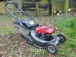 HONDA HRH 536 lawn Mower Recent Full Service and Ready for Work