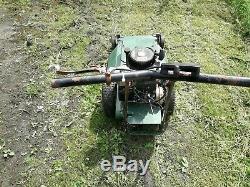Hayter 21 osprey mower self propelled industrial