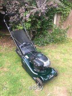 Hayter 41 Self Propelled Petrol Lawn Mower