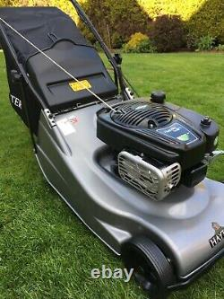 Hayter 48 Professional 19 inch self Propelled Rear Roller Mowing Machine