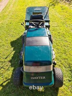 Hayter H1842 Hydrostatic Ride On Mower 18hp
