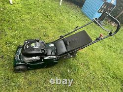 Hayter Harrier 41 (16) Self Propelled petrol roller lawnmower