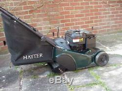 Hayter Harrier 41 41cm(16) Veritable Speed Self Propelled Lawnmower Rear Roller