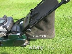 Hayter Harrier 41 Electric start