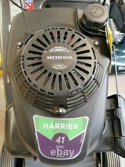 Hayter Harrier 41 Pro Rotary Lawnmower 379A Brand New