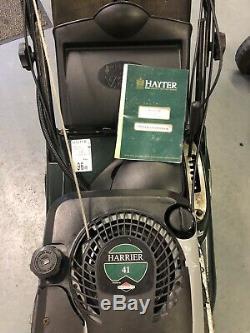 Hayter Harrier 41 Self Propelled Lawn Mower 2005
