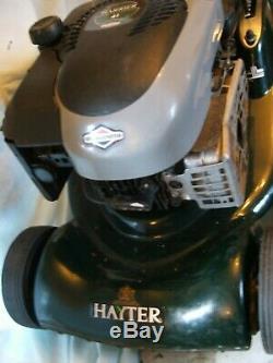 Hayter Harrier 41 Self Propelled Lawn Mower With Roller