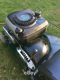 Hayter Harrier 41 Self Propelled Petrol Lawn Mower with Roller