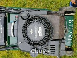 Hayter Harrier 41 Self-Propelled Petrol Lawnmower