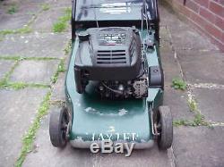 Hayter Harrier 48 (19) Self propelled petrol Roller lawnmower B&S Engine