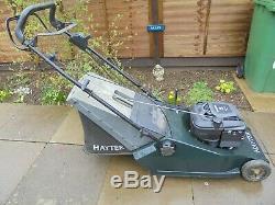 Hayter Harrier 48 Petrol Self Propelled Lawnmower