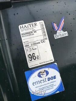 Hayter Harrier 48 Pro Ecoplus Professional Petrol Lawnmower mower