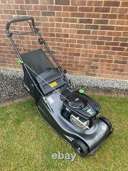 Hayter Harrier 48 Pro Self Propelled Lawn Mower 19 Cut, Hardly Used, Immaculate