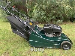 Hayter Harrier 48 Pro Self Propelled Petrol Lawn Mower With Steel Roller