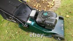 Hayter Harrier 48 Rear Roller Self Propelled Lawnmower Key Start