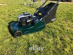 Hayter Harrier 48 Self Propelled Roller Mower Instart, Vari Speed Electric Start