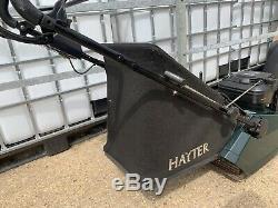 Hayter Harrier 48 autodrive, self propelled rear roller petrol lawnmower