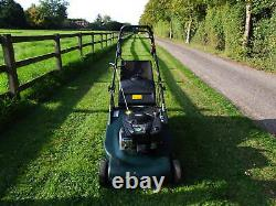 Hayter Harrier 56 Autodrive With Electric Start And Variable Speed Gearbox