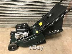 Hayter Hawk Petrol Self Propelled Roller Lawnmower