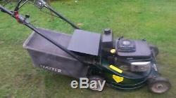 Hayter Kawasaki Self propelled 3 Speed Petrol Commercial Lawnmower 21 Cut