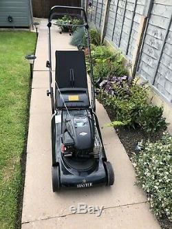 Hayter Spirit 41 Autodrive Self Propelled Petrol lawn mower 16 41cm rear roller