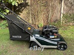 Hayter Spirit 41 Self Propelled Petrol Lawn Mower 2013