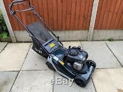 Hayter Spirit 41 Self Propelled Rear Roller Petrol Lawn Mower